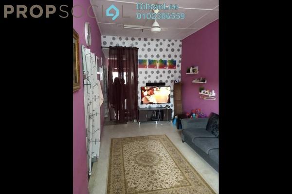 For Sale Terrace at Taman Klang Utama, Klang Freehold Unfurnished 4R/2B 320k