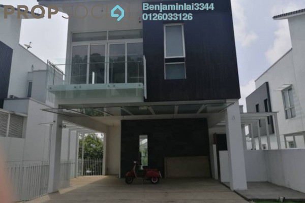 For Sale Bungalow at Sunway Rymba Hills, Sunway Damansara Freehold Unfurnished 5R/6B 3.8m