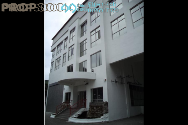 For Sale Factory at Putra Industrial Park, Sungai Buloh Leasehold Unfurnished 0R/0B 8.8m