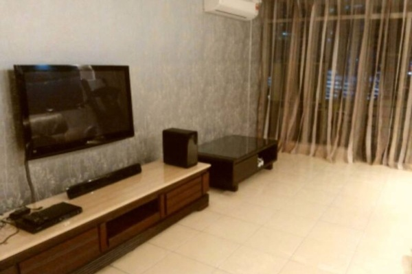 For Rent Condominium at Sri Impian, Brickfields Freehold Fully Furnished 4R/2B 3k