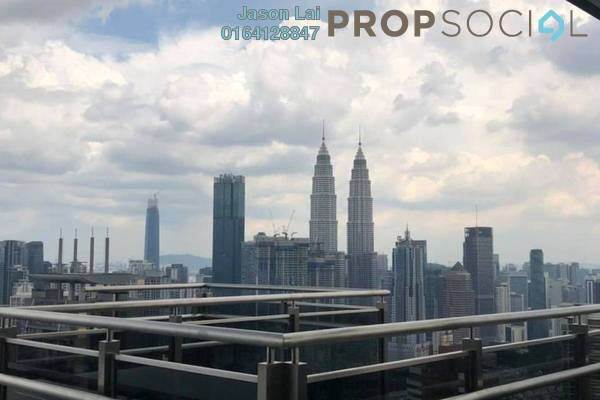 For Sale Serviced Residence at Expressionz Professional Suites, Titiwangsa Freehold Fully Furnished 2R/2B 1.26m