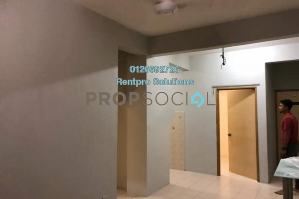 For Rent Apartment at Taman Minang Ria, Cheras South Freehold Unfurnished 3R/2B 900translationmissing:en.pricing.unit