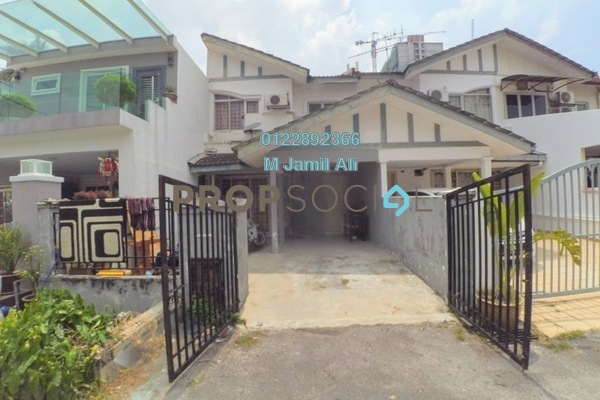 For Sale Terrace at Bandar Damai Perdana, Cheras South Freehold Semi Furnished 4R/3B 580k