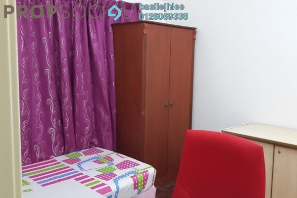 For Rent Condominium at Vista Komanwel, Bukit Jalil Freehold Fully Furnished 4R/3B 2.2k