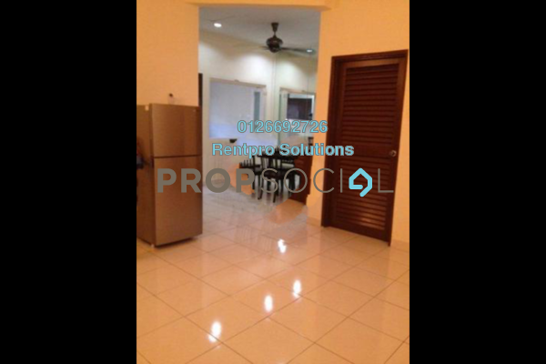 For Rent Terrace at Happy Garden, Old Klang Road Freehold Semi Furnished 5R/4B 3.5k