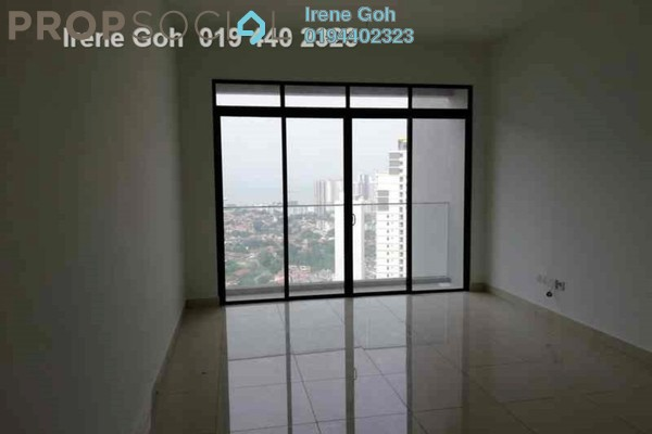 For Sale Condominium at Mont Residence, Tanjung Tokong Freehold Unfurnished 3R/2B 1.11m