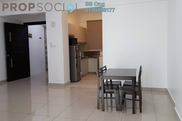 For Rent Condominium at Summerton Condominium, Bayan Indah Freehold Fully Furnished 1R/1B 1.8k