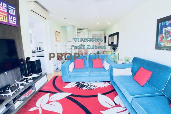 For Sale Condominium at Midfields, Sungai Besi Freehold Semi Furnished 4R/5B 780k
