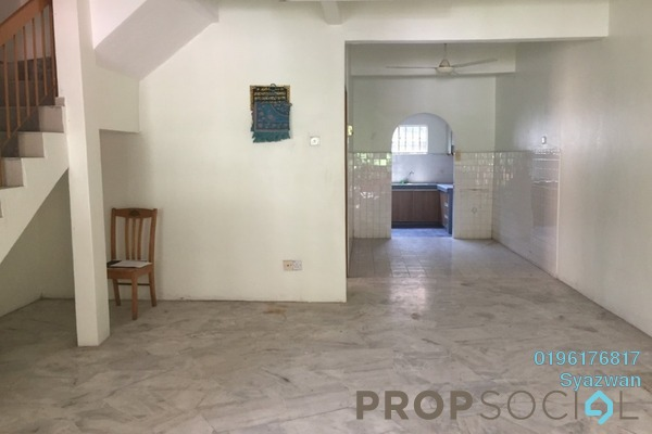 For Sale Terrace at Taman Sri Gombak, Batu Caves Freehold Unfurnished 3R/3B 610k