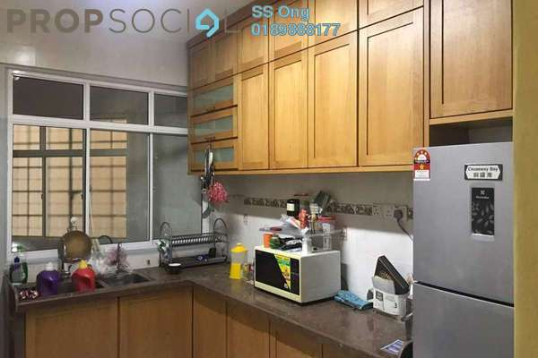 For Rent Condominium at Regency Heights, Sungai Ara Freehold Fully Furnished 3R/2B 1.5k