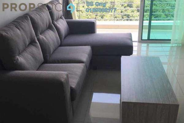 For Rent Condominium at Orchard Ville, Sungai Ara Freehold Fully Furnished 3R/2B 1.6k