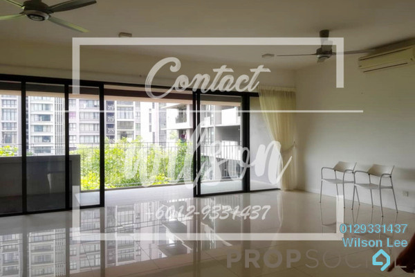 For Rent Condominium at Azelia Residence, Bandar Sri Damansara Freehold Semi Furnished 3R/4B 3.5k
