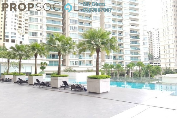 For Rent Serviced Residence at Camellia, Bangsar South Freehold Semi Furnished 1R/1B 2.5k