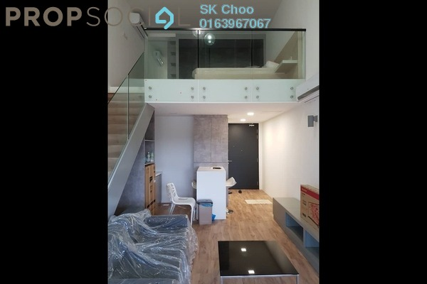 For Rent Duplex at Sky Park, Cyberjaya Freehold Fully Furnished 1R/1B 1.1k
