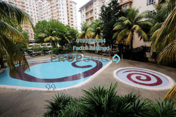 For Sale Condominium at Oakleaf Park, Bukit Antarabangsa Leasehold Semi Furnished 3R/2B 270k