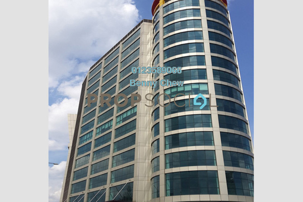 For Rent Office at IDCC, Shah Alam Freehold Semi Furnished 0R/0B 26.7k