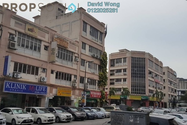 For Sale Office at SunwayMas Commercial Centre, Kelana Jaya Freehold Unfurnished 1R/1B 250k
