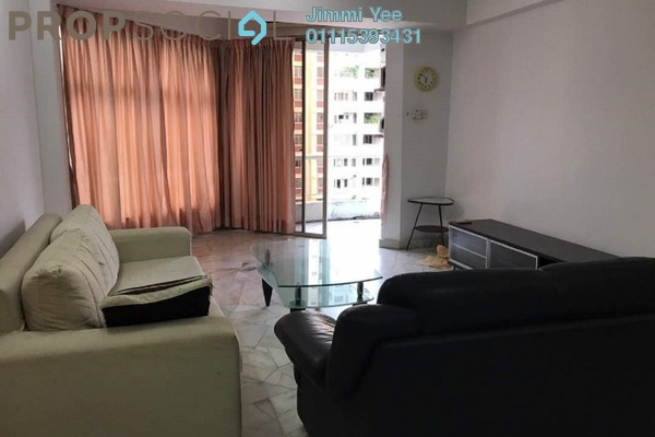 For Sale Condominium at Desa Gembira, Kuchai Lama Freehold Semi Furnished 3R/2B 430k