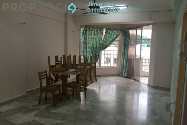For Sale Condominium at Desa Gembira, Kuchai Lama Freehold Semi Furnished 3R/2B 450k