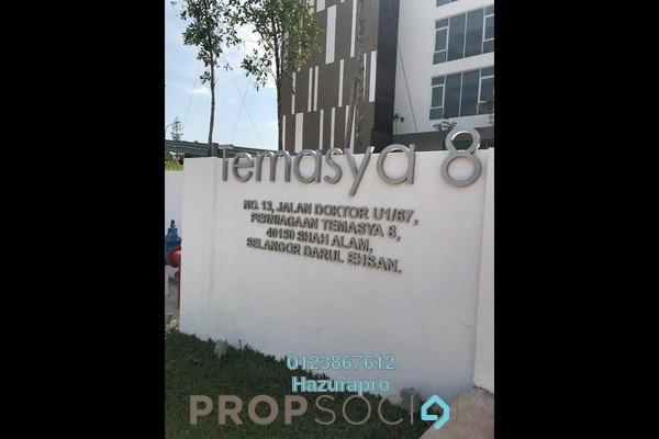 For Sale Shop at Temasya 8, Temasya Glenmarie Freehold Unfurnished 0R/2B 1.6m