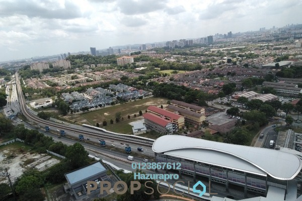 For Sale Serviced Residence at 8 Kinrara, Bandar Kinrara Freehold Unfurnished 0R/1B 499k