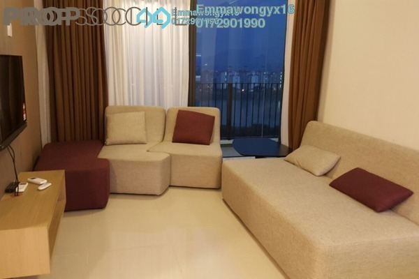 For Rent Condominium at Dex @ Kiara East, Jalan Ipoh Freehold Fully Furnished 2R/2B 2.5k