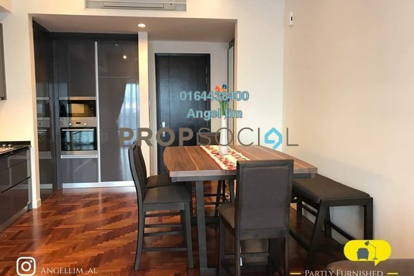 For Sale Condominium at The Mews, KLCC Freehold Fully Furnished 1R/1B 1.5m