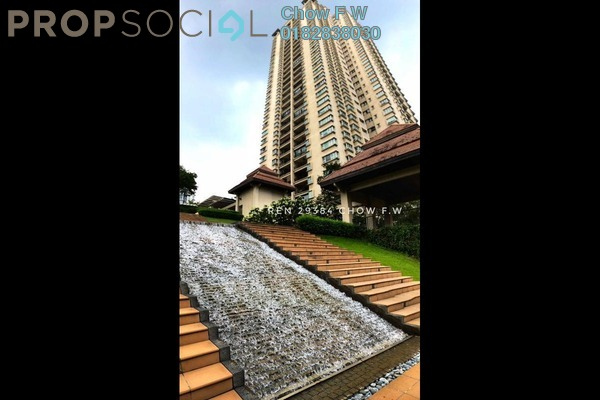 For Sale Condominium at Mont Kiara Aman, Mont Kiara Leasehold Semi Furnished 3R/3B 1.63m