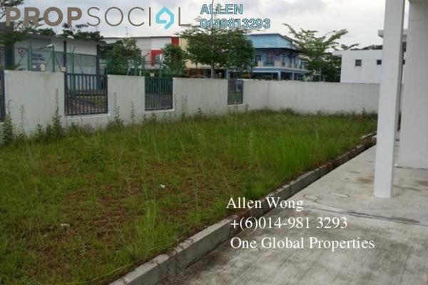 For Sale Terrace at Taman Bukit Indah, Bukit Indah Freehold Semi Furnished 4R/4B 820k