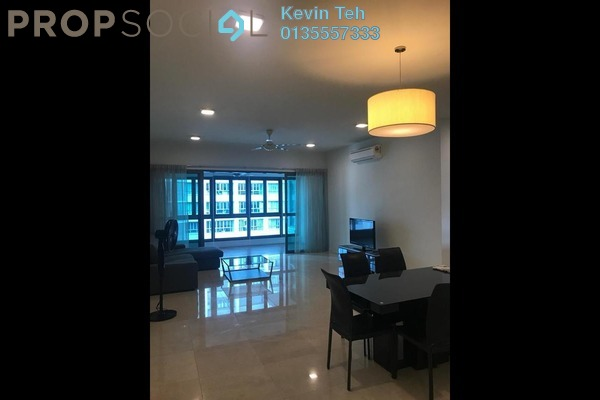 For Rent Condominium at Seni, Mont Kiara Freehold Fully Furnished 4R/4B 7k