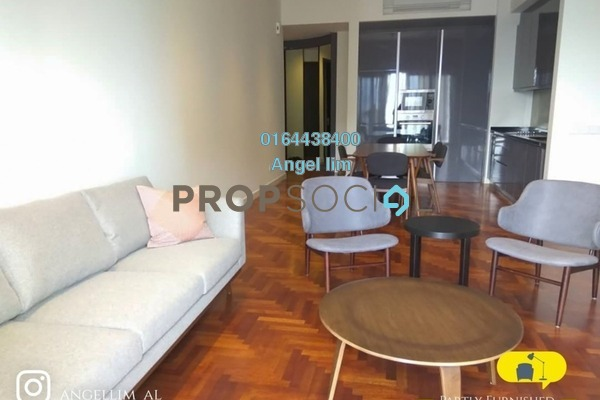 For Sale Condominium at The Mews, KLCC Freehold Fully Furnished 2R/2B 2.2m
