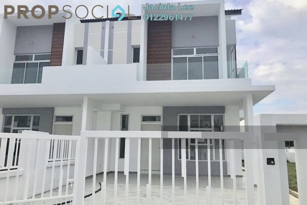 For Sale Terrace at Luciana, Setia Eco Gardens Freehold Semi Furnished 4R/3B 780k