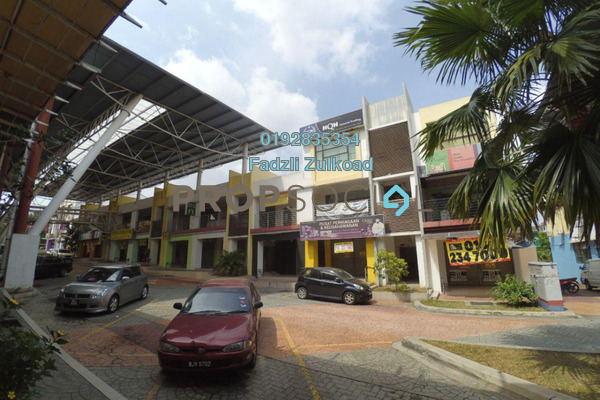 For Sale Office at Putra Walk, Bandar Putra Permai Freehold Unfurnished 0R/0B 1.2m