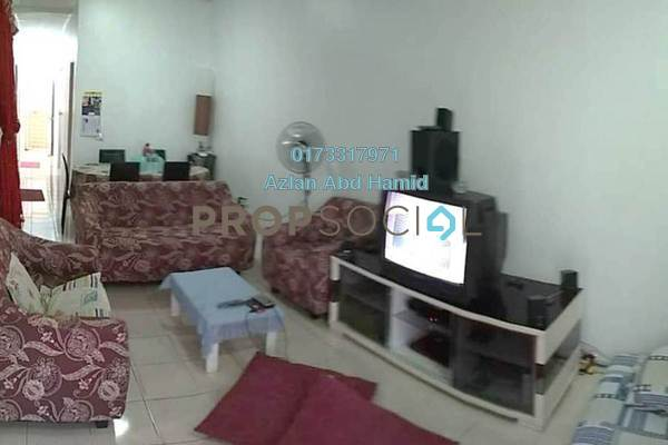 For Sale Apartment at Residensi Bistaria, Ukay Freehold Unfurnished 3R/2B 290k