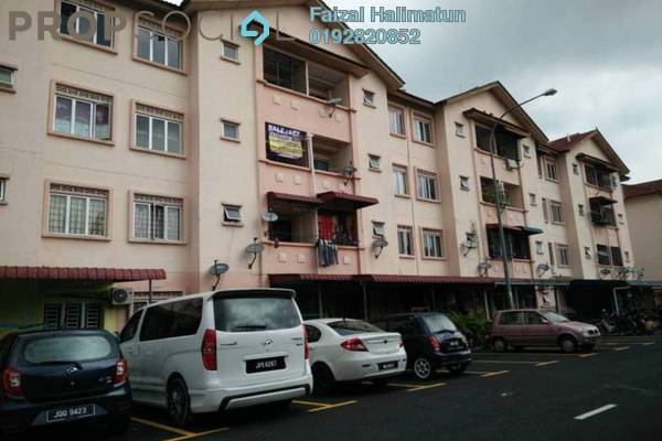 For Rent Apartment at Taman Langat Murni Apartment, Banting Freehold Unfurnished 3R/2B 750translationmissing:en.pricing.unit