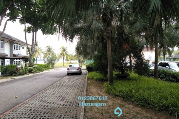 For Sale Terrace at Perdana Lakeview East, Cyberjaya Freehold Semi Furnished 4R/4B 850k