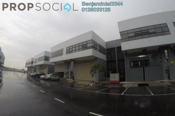 For Sale Factory at Sunway SPK Damansara, Kepong Freehold Unfurnished 0R/2B 3.15m