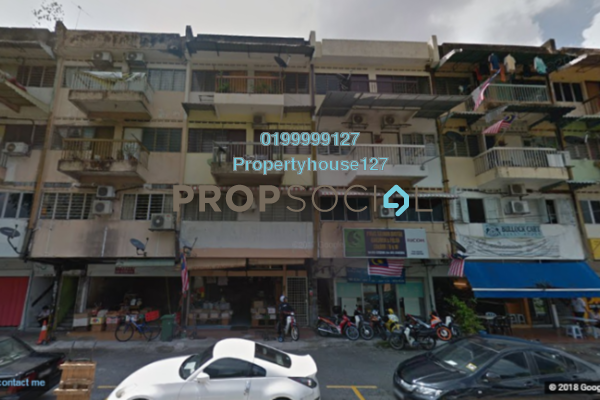 For Rent Office at Jalan Padang Belia, Brickfields Freehold Unfurnished 0R/0B 3k