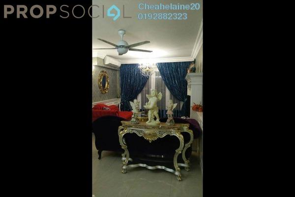 For Sale Condominium at Taman Raintree, Batu Caves Freehold Semi Furnished 3R/2B 490k