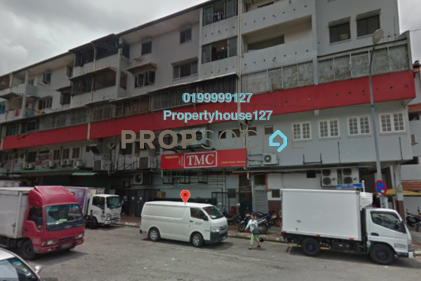 For Rent Office at Lucky Garden, Bangsar Freehold Unfurnished 0R/0B 2.8k