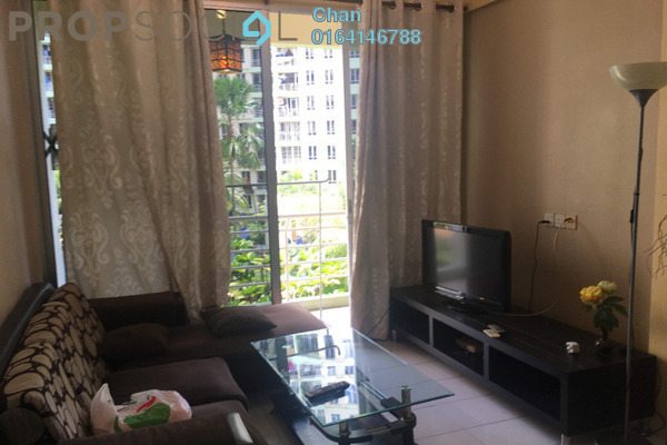For Sale Condominium at Putra Place, Bayan Indah Freehold Fully Furnished 3R/2B 505k