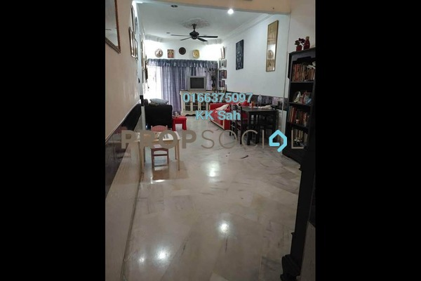 For Sale Terrace at Taman Rakan, Bandar Sungai Long Freehold Semi Furnished 3R/2B 385k