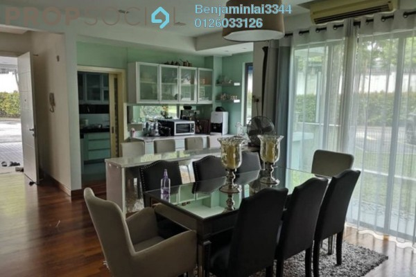 For Rent Terrace at Zenia, Desa ParkCity Freehold Semi Furnished 3R/3B 6.5k