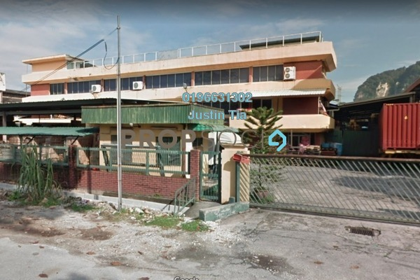 For Sale Factory at Dolomite Business Park, Batu Caves Leasehold Fully Furnished 0R/0B 20m