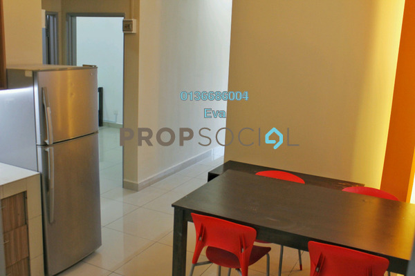 For Sale Condominium at Casa Residenza, Kota Damansara Freehold Fully Furnished 3R/1B 500k