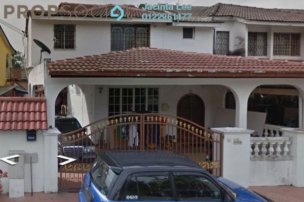For Sale Terrace at Taman Sri Gombak, Batu Caves Freehold Semi Furnished 4R/2B 535k