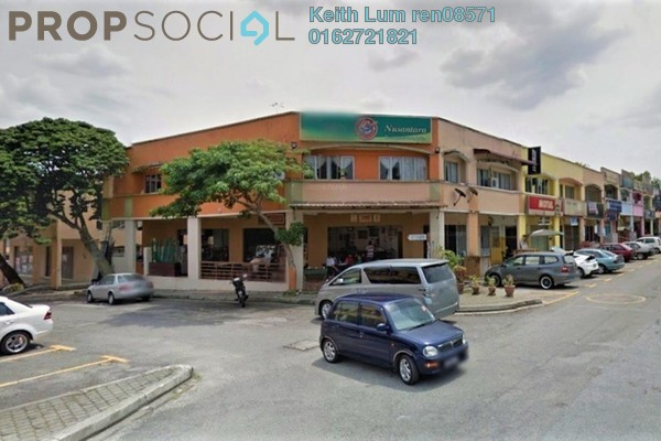 For Sale Shop at Taman Lestari Perdana, Bandar Putra Permai Leasehold Unfurnished 2R/2B 1.2m