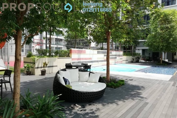 For Rent Condominium at Nova Saujana, Saujana Freehold Fully Furnished 3R/3B 3.5k