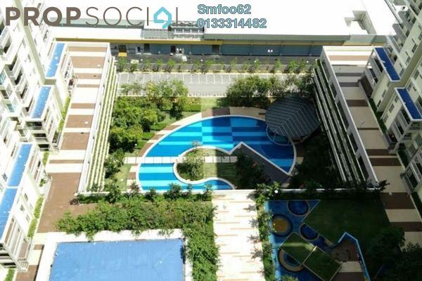 For Rent Condominium at Platinum Lake PV20, Setapak Freehold Semi Furnished 4R/2B 1.6k