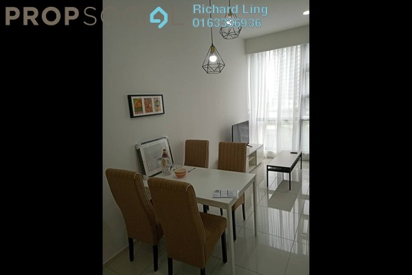 For Sale Serviced Residence at The Robertson, Pudu Freehold Fully Furnished 1R/1B 1.25m